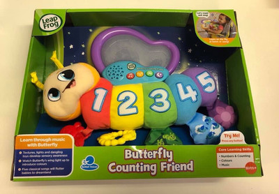 Butterfly Counting friend