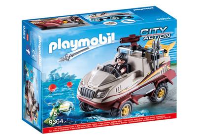 9364 Amphibious Truck