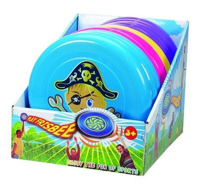 Frisbee multicolor