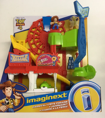 Toy Story 4 Carnival Play Set