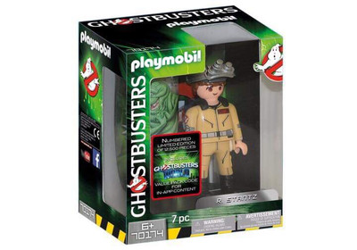 Ghostbuster R.Stantz in collector's size (15cm). 70174