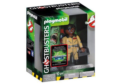 Ghostbuster W.Zeddermore in collector's size (15cm) 70171
