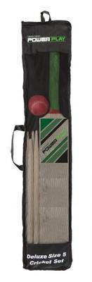Deluxe Cricket Set
