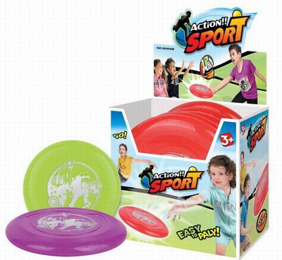 Frisbee Assorted Colours