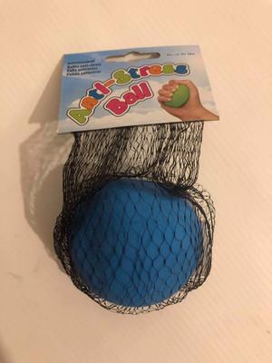 Anti Stress Ball BLUE