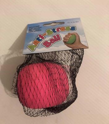 Anti Stress Ball PINK
