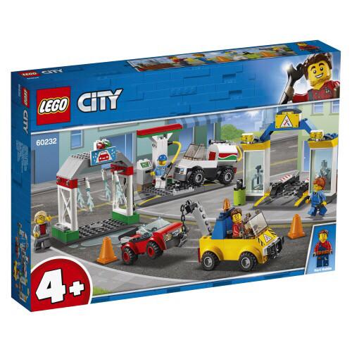 60232 City Garage Centre