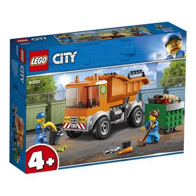 60220 City Garbage Truck