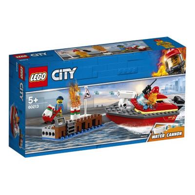 60213 City Dock Side Fire