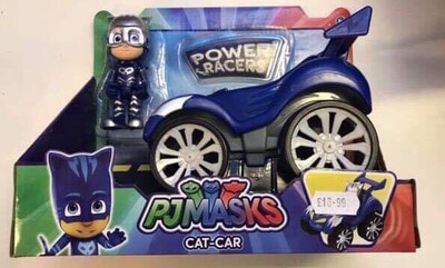 Cat Car Power Racer