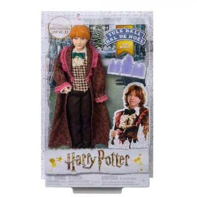 Yule Ball Ron Wesley Doll