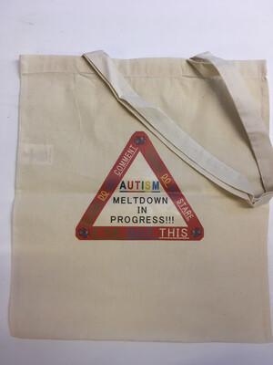 Autism Meltdown In Progress Tote Bag