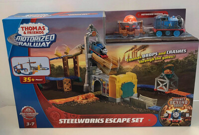 Steelworks Escape Set