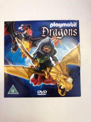 Dragons Playmobil DVD