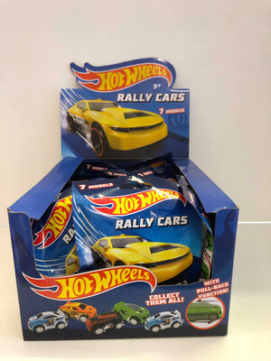 Hot Wheels Rally Car Blind Bag