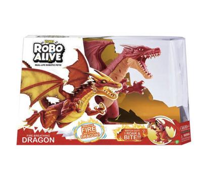 Robo Alive Fire Dragon