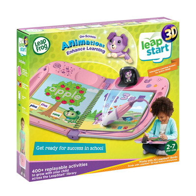 Leap Start 3D Pink/purple