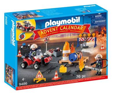 9486 Playmobil Advent Fire