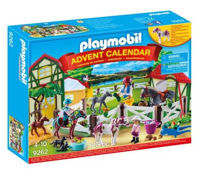 9262 Playmobil Advent Horse Farm