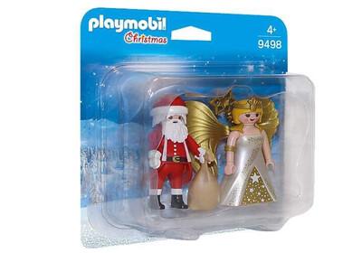9498 Santa And Angel