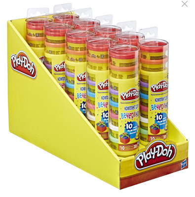 Play Doh Party Tubes
