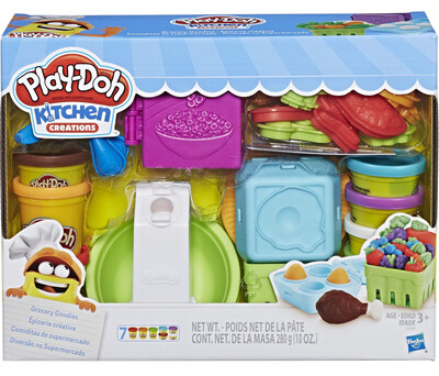 Play Doh Grocery Goodies