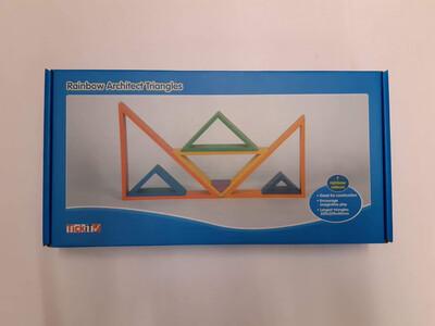 Rainbow Architect Triangles