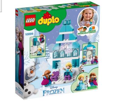 10899 Frozen Ice Castle