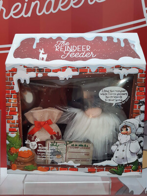 The Reindeer Feeder