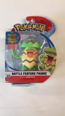 Ludicolo Battle Feature Figure