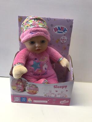 Baby Born Sleepy Baby