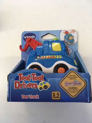 Toot-Toot Drivers- Tow Truck
