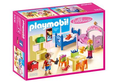 5306 Dollhouse Children's Room