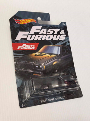Hot Wheels Fast & Furious Buick Grand National