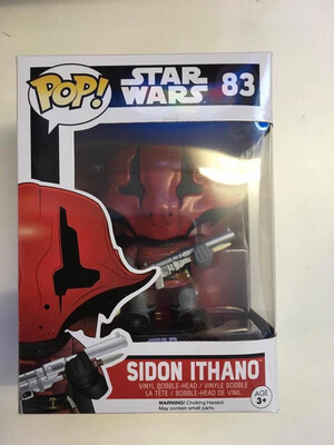 Star Wars Pop Figure 83 Sidon Ithano