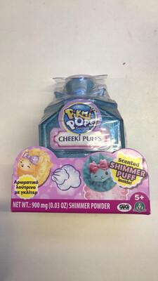 Cheeki Puffs Shimmer Puff Assorted