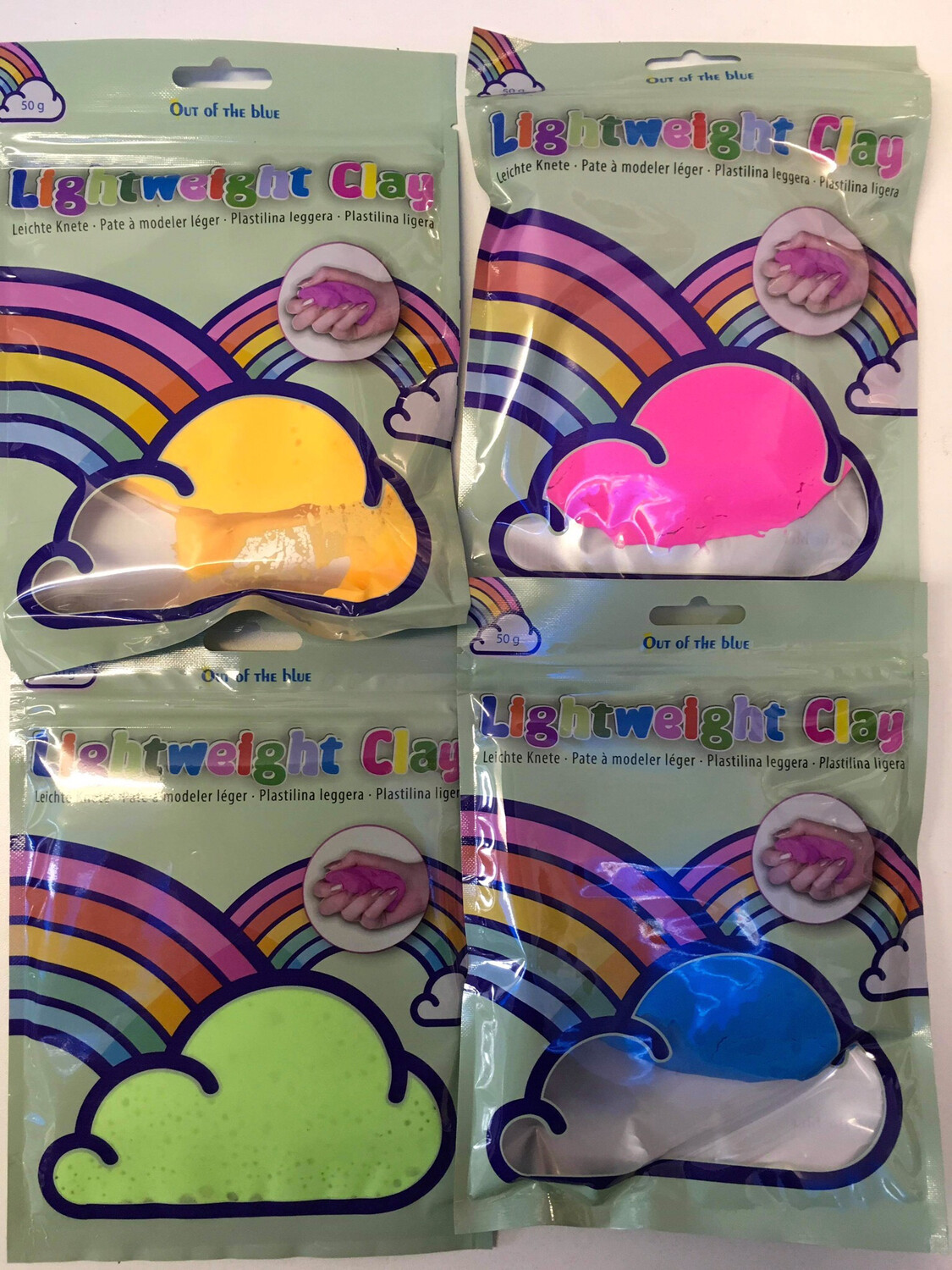 Bouncy Putty PINK