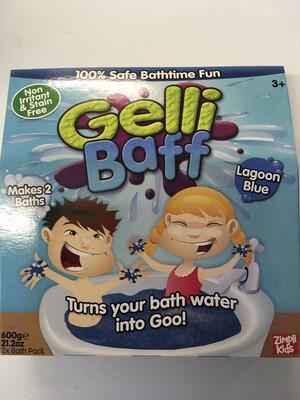 Gelli Baff Lagoon Blue 600g