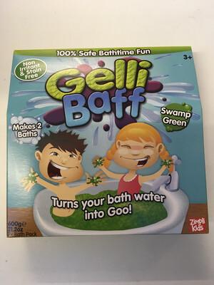 Gelli Baff Swamp Green 600g
