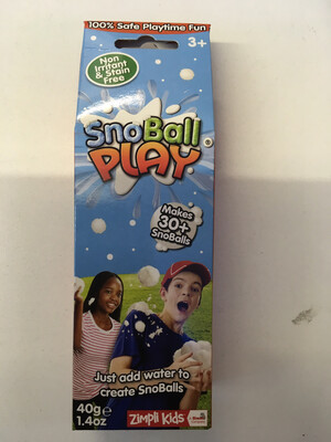 Snowball Play 40g