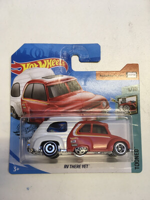 Hot Wheels Tv There Yet