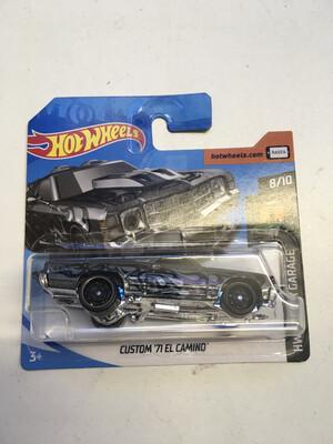 Hot Wheels Custom 71 El Camino