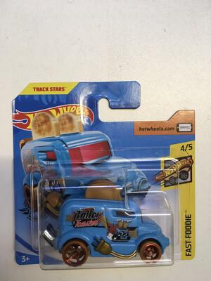 Roller Toaster Blue Hot Wheels