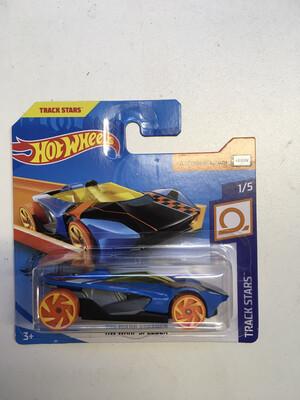 Hot Wheels Warp Speeder