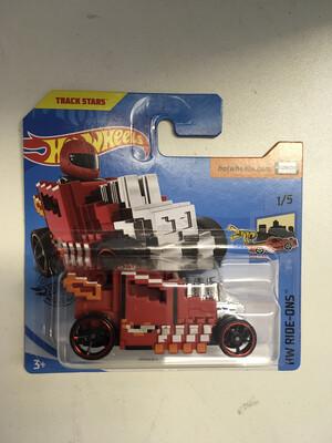 Pixel Shaker Hot Wheels