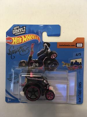 Wheelie Chair Hot Wheels
