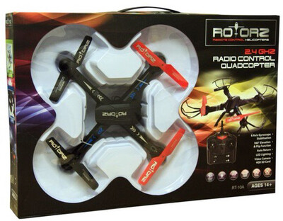 2.4ghz Drone With Camera