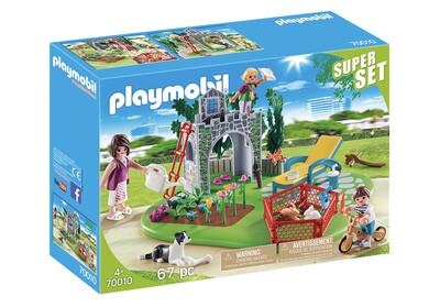 70010 Super Set Family Garden