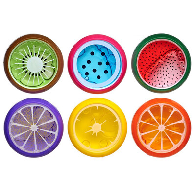 Mini Fruit Crystal Slime Putty ASSORTED
