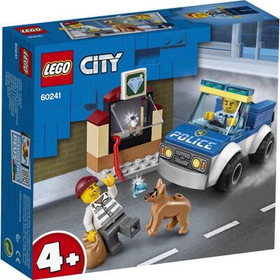 60241 Police Dog Unit